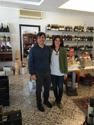 Ci ha fatto visita Francesco e Laura De Carlo