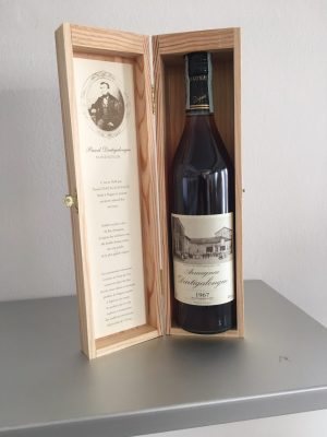 Dartigalongue Armagnac 1967