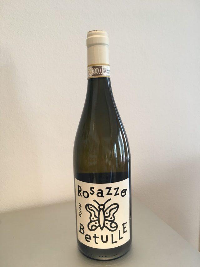 Rosazzo Bianco 2015. Soc.Agr.Ronco delle Betulle – Oleis di Manzano (UD)