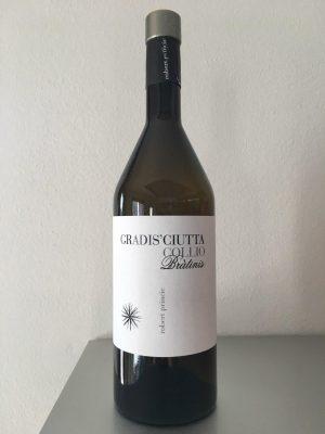 Gradis'ciutta Bratinis Collio Bianco 2016-Azienda Agricola Gradis'ciutta-San Floriano del Collio(GO)