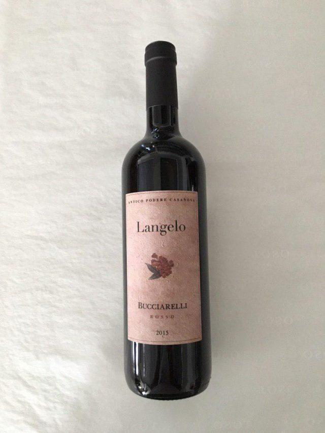 Langelo Rosso 2015-Antico Podere Casanova-Castellina in Chianti(SI)